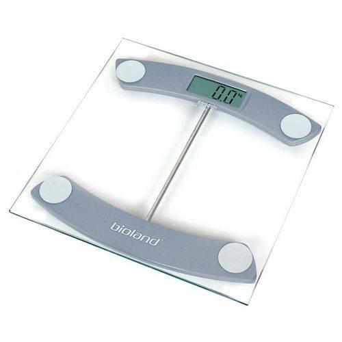 Tudo sobre 'Balança Digital de Vidro 180kg Eb9010+ Plus Bioland'