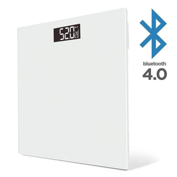 Balança Digital Digi-health Bluetooth Serene Hc031 - Multilaser