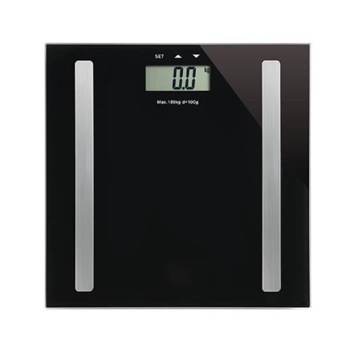 Balança Digital Digi-Health Pro Preta Multilaser Hc030