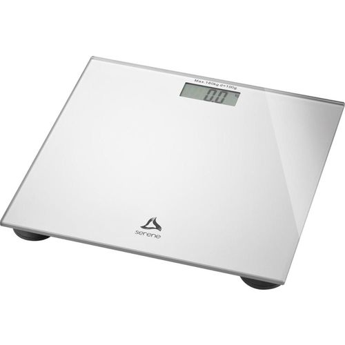 Balança Digital Digi-health Serene Hc021 Prata