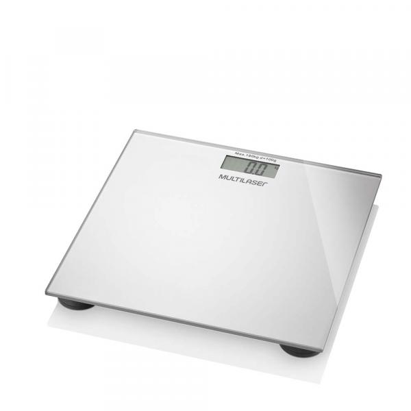 Balança Digital Digi-Health Serene Multilaser - HC021