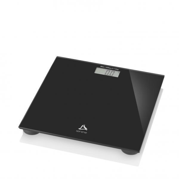 Balança Digital Multilaser Digi-Health Prata - HC021