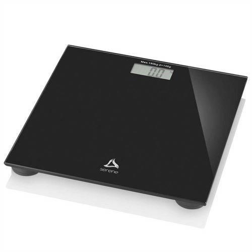 Balança Digital Serene Digi-Health HC021 180kg - Prata