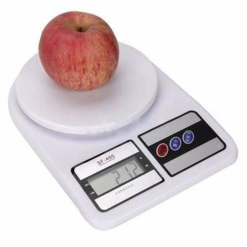 Balanca Digital Sf-400 Eletrônica 1g a 10kg Casa,laboratório,cozinha,fitness,bijuter