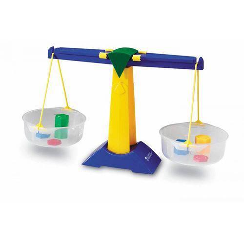 Tudo sobre 'Balança Infantil de 2 Pratos - Learning Resources@'