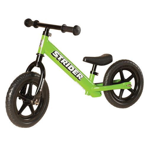 """Bicicleta De Equilíbrio Strider Classic 12/"""" Crianças Bicicleta Bmx Vermelho Frete Grátis"""
