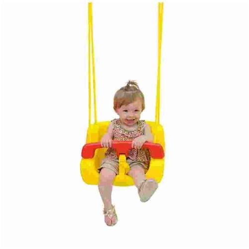 Balanço Infantil Amarelo 02876