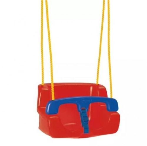 Balanço Infantil Vermelho - Xalingo