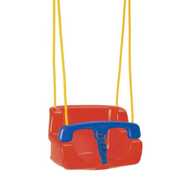 Balanço Infantil Xalingo Brinquedos Vermelho