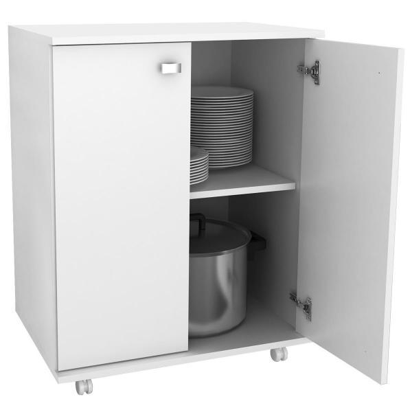 Balcão Baixo para Cozinha 2 Portas Bl3300 Tecno Mobili