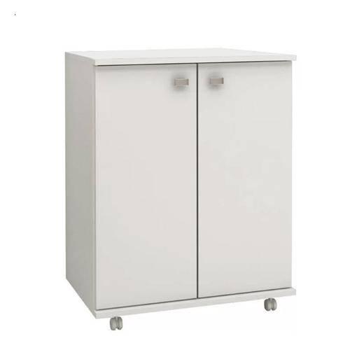 Balcão de Cozinha Tecno Mobili BL3300 2 Portas - Branco
