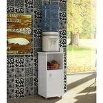 Balcão Fruteira com Porta Milena Fr4093 Art In Móveis - Branco