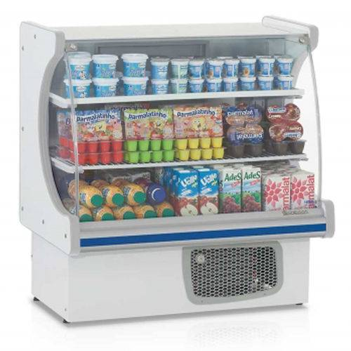 Tudo sobre 'Balcão Refrigerado Gpsv-110 Vitalis 1 Placa Fria 110 Cm Vidro Curvo Gelopar'