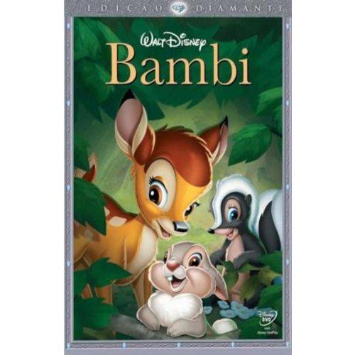 Tudo sobre 'Bambi - Ediçao Diamante'