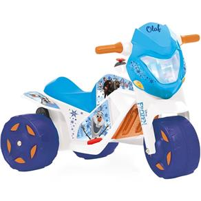 Ban Moto Elétrica Olaf Frozen Disney