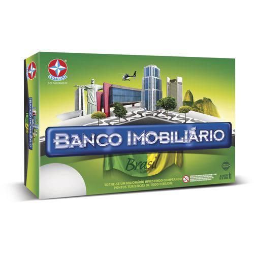 Tudo sobre 'Banco Imobiliário Brasil'