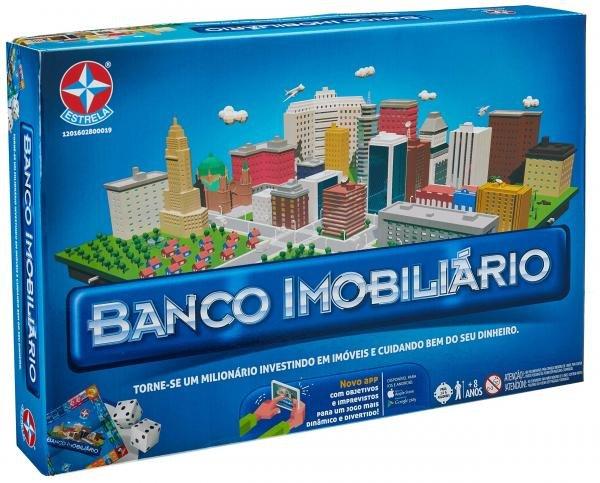 Banco Imobiliario Estrela