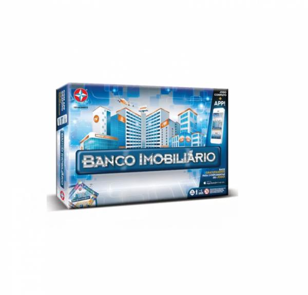 Banco Imobiliário Grande - Estrela 1201602800019