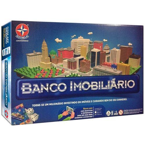 Banco Imobiliário Grande - Estrela