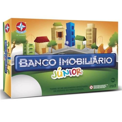 Tudo sobre 'Banco Imobiliario Jr. (novo) Estrela'