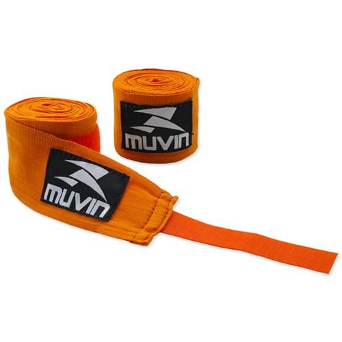Bandagem Elástica 3M Muvin Bdg-300 Laranja