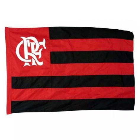 Bandeira Flamengo Torcedor 1 1/2 Pano UN