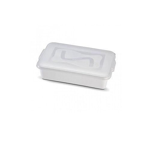 Bandeja Plastica Empilhável com Tampa 5,65 Litros