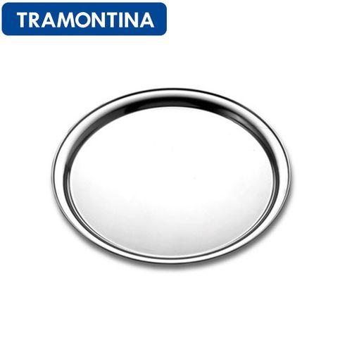 Bandeja Redonda Inox 30 Cm - Tramontina