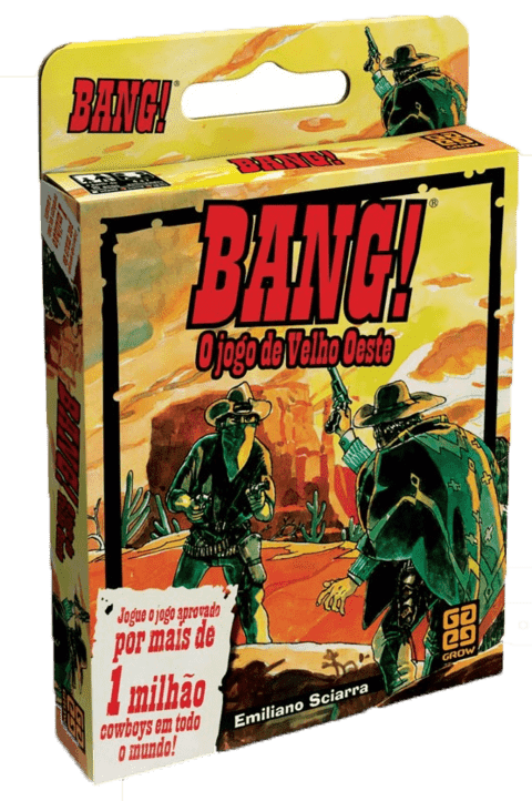 Tudo sobre 'Bang! Pocket'