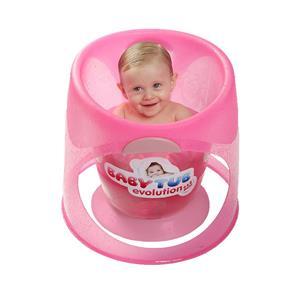 Banheira Babytub Evolution - Rosa - Baby Tub
