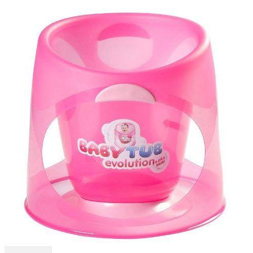 Banheira Ofuro Baby Tub Evolution Rosa