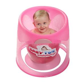 Banheira Ofurô Evolution Rosa Baby Tub