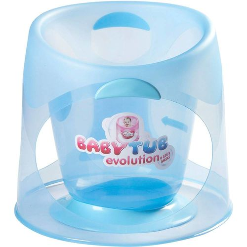 Banheira para Bebê Evolution Azul - Baby Tub