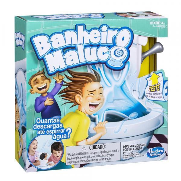 Tudo sobre 'Banheiro Maluco Hasbro'