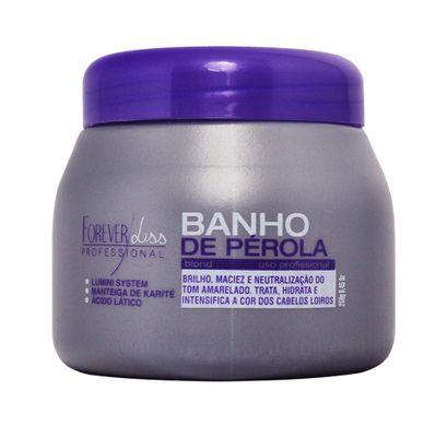 Tudo sobre 'Banho de Pérola Blond 250g - Forever Liss'