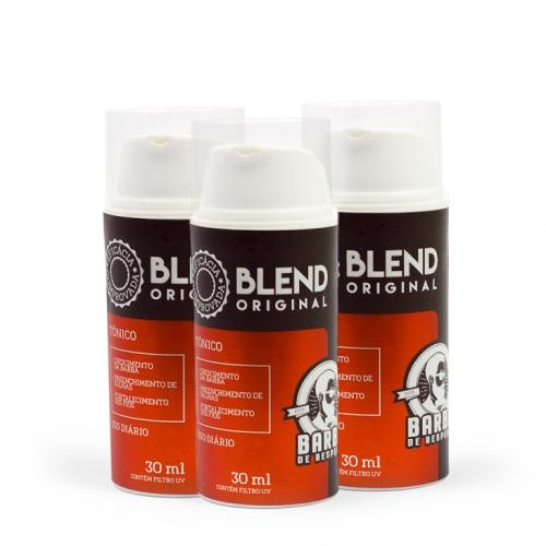 Barba de Respeito 3 Blends Original - 30ml