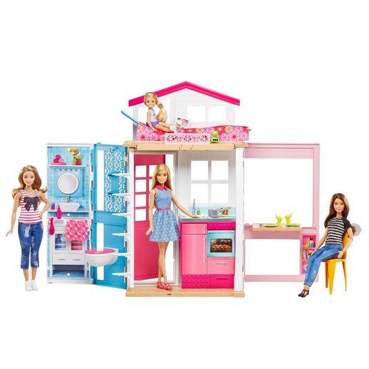 Tudo sobre 'Barbie Casa Real com Boneca - Mattel'