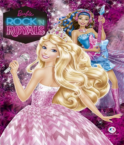 Barbie em Rock N Royals