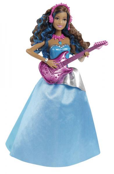 Barbie Rock N Royals Amiga - Mattel - Barbie