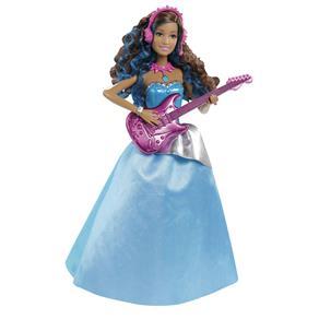 Barbie Rock N Royals Amiga - Mattel
