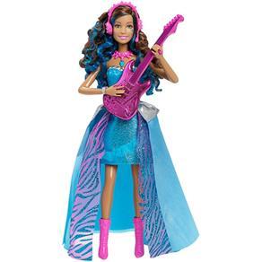 Barbie Rock`n Royals Erika - Mattel