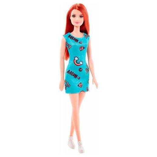 Tudo sobre 'Barbie Ruiva Fashion - Mattel'