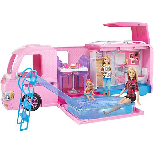 Tudo sobre 'Barbie Trailer dos Sonhos - Mattel'