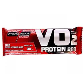 Barra de Proteína - VO2 Whey Bar - 1 Un - Integralmédica