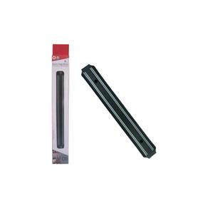 Barra Magnética com Ímã para Facas e Ferramentas - Preto