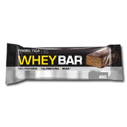 Barra Proteína Whey Bar 40g Coco BR PROTEINA WHEY BAR 40G COCO