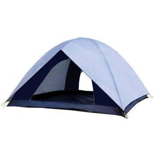 Tudo sobre 'Barraca Fit Dome 60043 P/ 4 Pessoas - Azul'