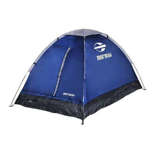 Tudo sobre 'Barraca para Camping Bali 4 Pessoas Mormaii Iglu Azul'