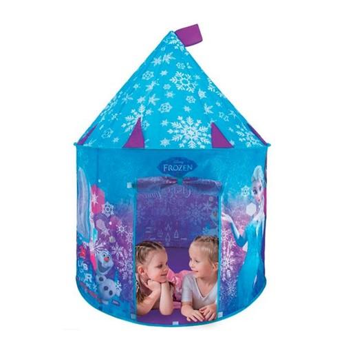 Tudo sobre 'Barraca Portátil Castelo da Frozen Zippy Toys'