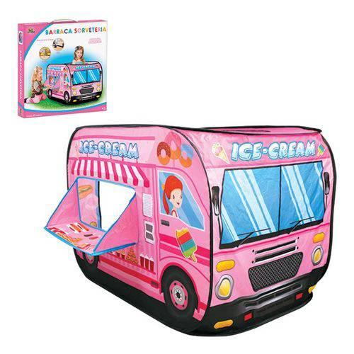 Tudo sobre 'Barraca Sorveteria Food Truck Brinquedo Inafntil'